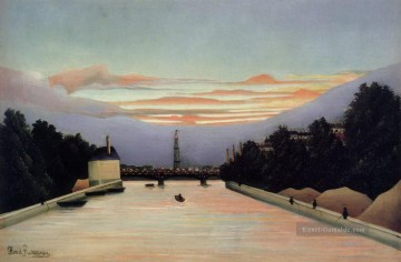 Landschaft Werke - La tour Eiffelturm in Paris Henri Rousseau Paris